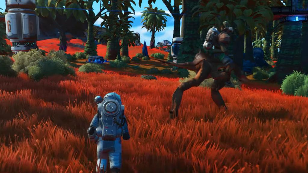 No Man's Sky: Beyond DLC, mira la información aquí