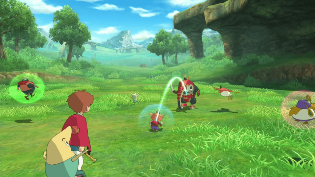 Ni no Kuni: Wrath of the White Witch Remastered Análisis
