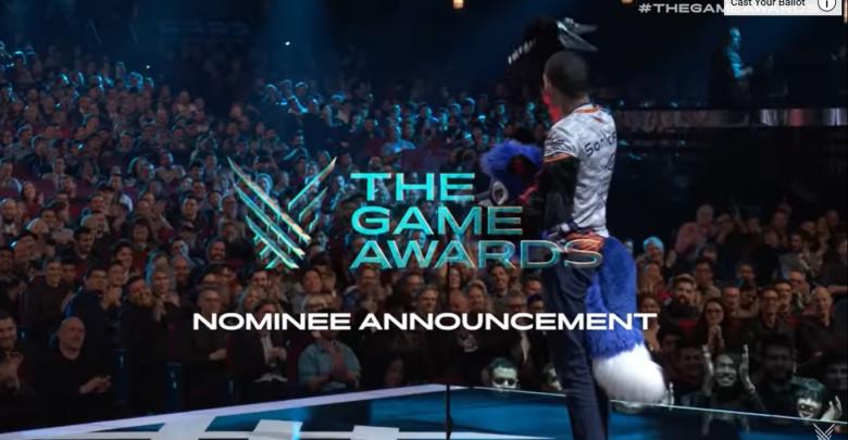 Esta es la lista de nominados para The Game Awards 2019