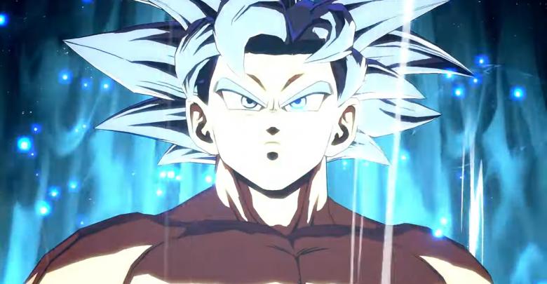 Goku Ultra Instinto se une al elenco de DRAGON BALL: FighterZ