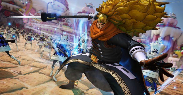 Vinsmoke Judge se une al elenco de One Piece Pirate Warriors 4
