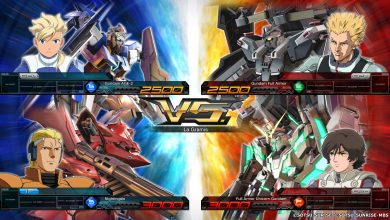 Photo of Bonificacion de Mobile Suit Gundam Extreme Vs Maxiboost On reveladas