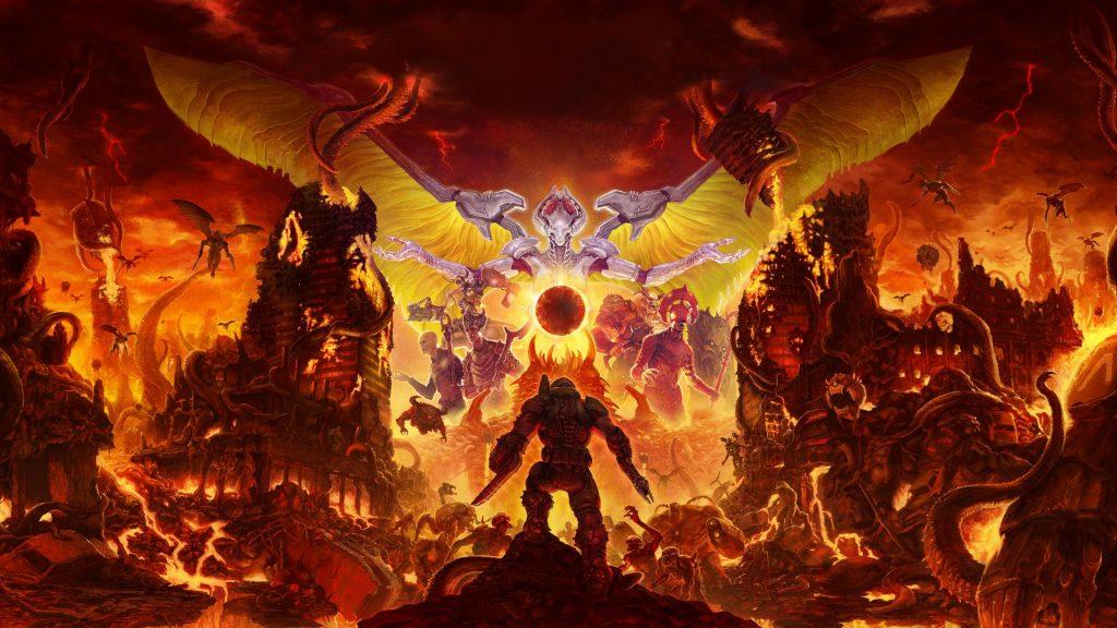 ¡La primera expansión de DOOM Eternal, The Ancient Gods, llegara pronto!