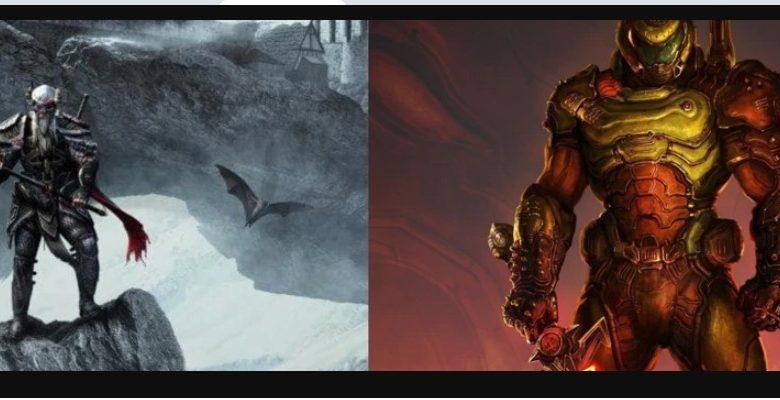 DOOM & The Elder Scrolls llegarán a Xbox Series X y PlayStation 5