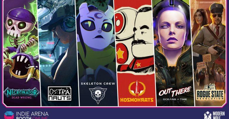 Modern Wolf presenta sus futuros juegos en 6 demos jugables