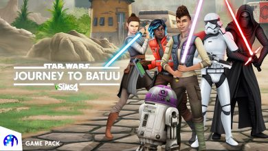 Photo of Una aventura intergalactica, Los Sims 4 Star Wars: Viaje a Batuu ya está disponible
