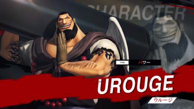 Photo of Urouge, el Monje Loco, se une al elenco de One Piece: Pirate Warriors 4