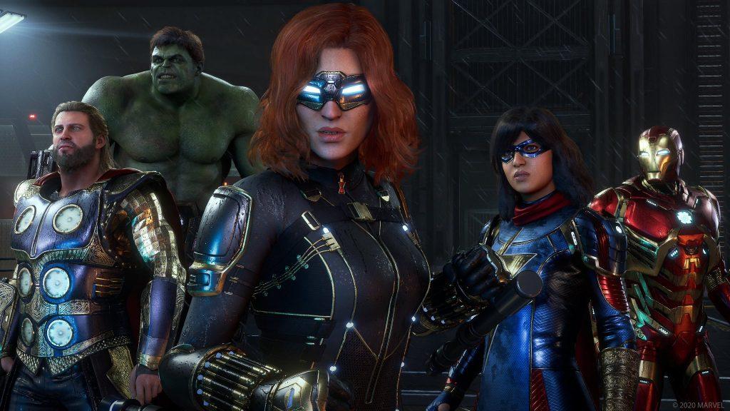 ¡Acepta tus poderes!, Marvel's Avengers ya esta disponible