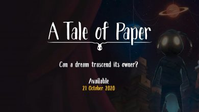 Photo of El exclusivo de PS4 A Tale of Paper ha anunciado su fecha de lanzamiento
