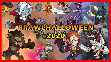 Photo of ¡EL Brawlhalloween de este año ya está disponible!