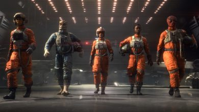 Photo of The Mandalorian llega como contenido descargable a Star Wars Squadrons
