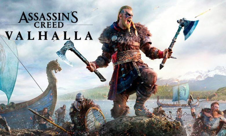 Embárcate en a Assassin's Creed Valhalla, disponible ahora