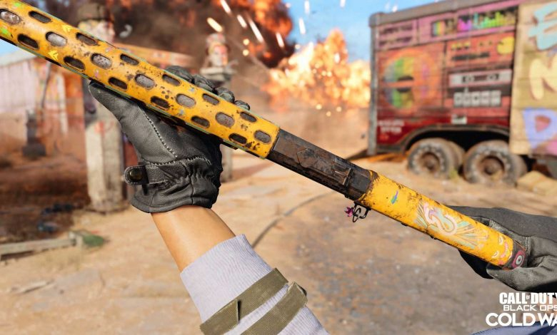 Photo of COD: Black Ops Cold War obtén gratis el paquete de armas de Nuketown