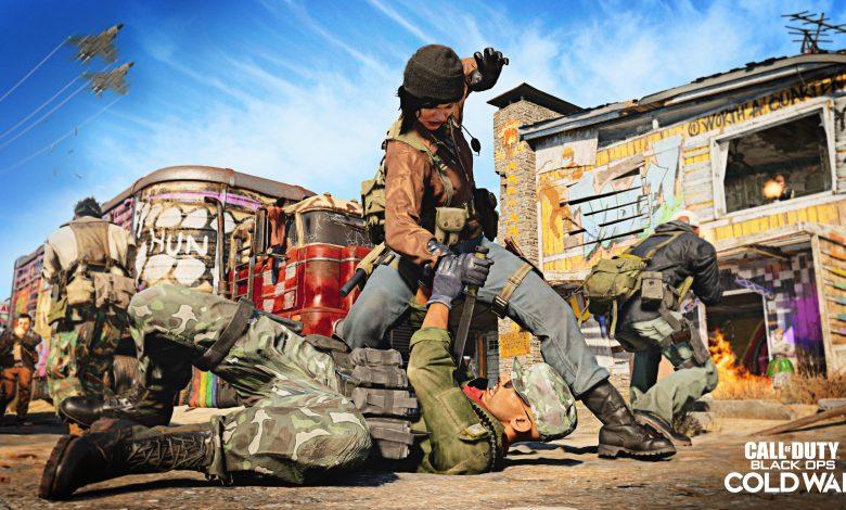 Photo of Call of Duty: Black Ops Cold War muestra tráiler de Nuketown '84