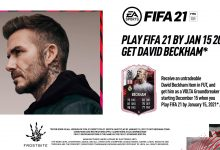 Photo of David Beckham está devuelta en EA Sports Fifa 21
