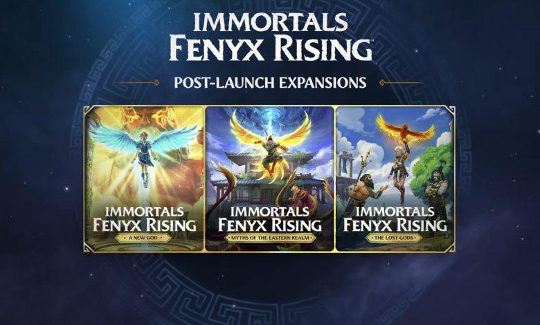 Ubisoft detalla el plan post lanzamiento de Immortals Fenyx Rising