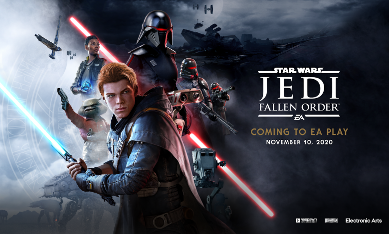 Star Wars Jedi: Fallen Order llegara a Stadia