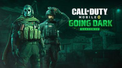 Photo of La temporada 12 de Call of Duty: Mobile presenta a Going Dark