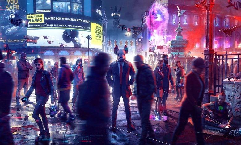 Watch Dogs: Legion ya disponible en Xbox Series X   S
