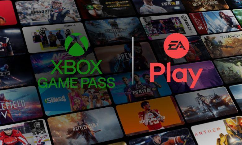 EA PLAY estará disponible para los miembros de Xbox Game Pass Ultimate