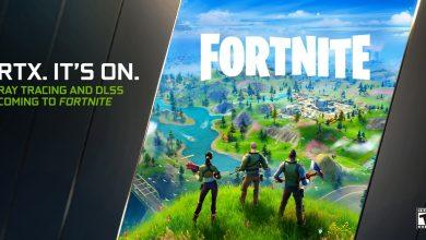 Photo of 4 juegos más se aceleran con NVIDIA DLSS y nuevo mapa para Fortnite