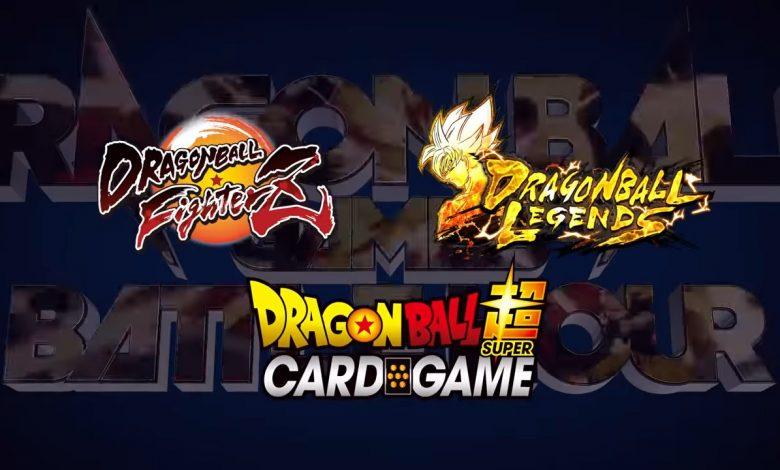 Se ha anunciado el evento Dragon Ball Games Battle Hour