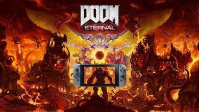 Photo of DOOM Eternal disponible ya en Nintendo Switch