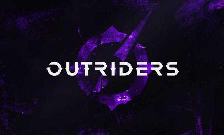 Outriders reveló un nuevo trailer en The Game Awards