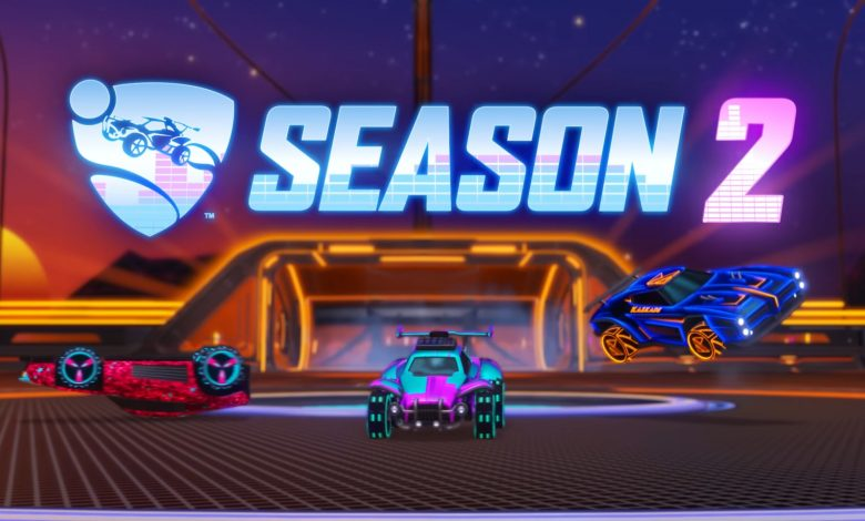 La temporada 2 de Rocket League ¡Ya comenzó en todas las plataformas!