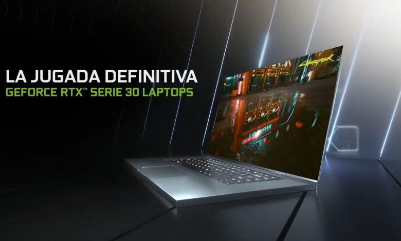 NVIDIA impulsa un récord de más de 70 nuevas Laptops GeForce RTX