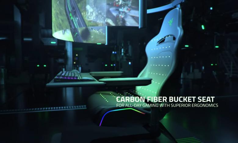 Photo of Razer revela diseños de máscaras inteligentes y sillas gamer