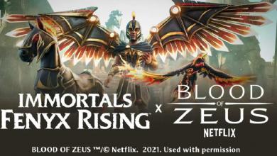 Photo of Blood of Zeus de Netflix se adentra a Immortals Fenyx Rising