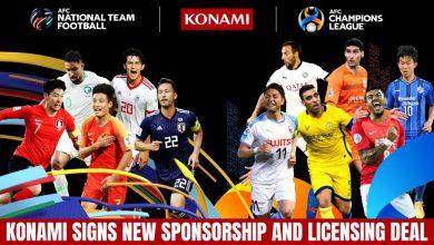 Photo of Konami adquirió derechos para competencias de selecciones de la AFC