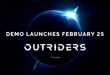 Photo of El demo gratuito de OUTRIDERS estará disponible mañana