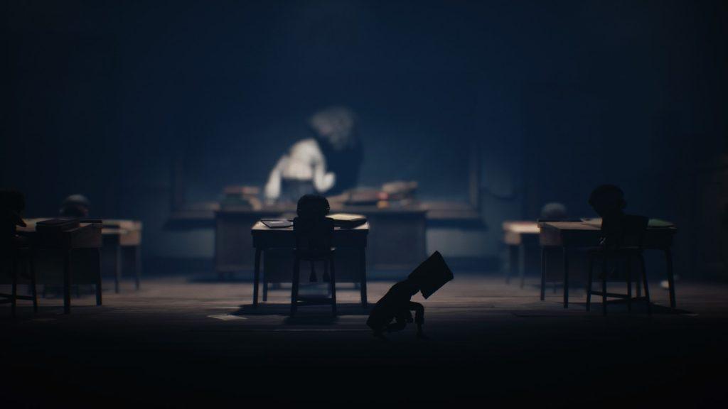 Little Nightmares II Review - Amistad en tiempos oscuros