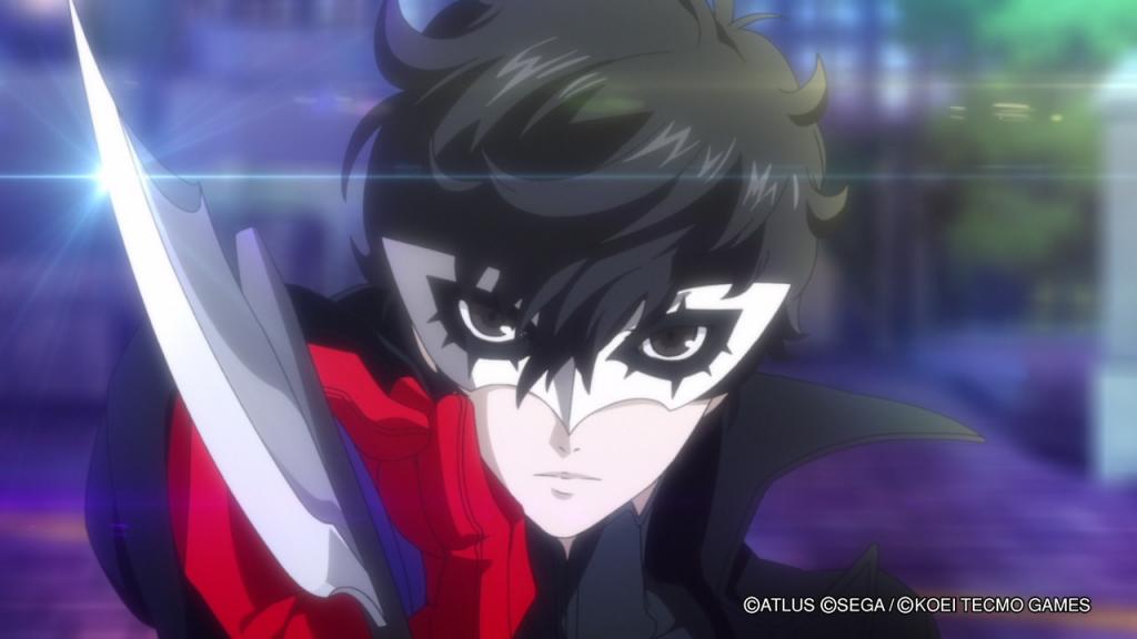 Joker de Persona 5 Strikers