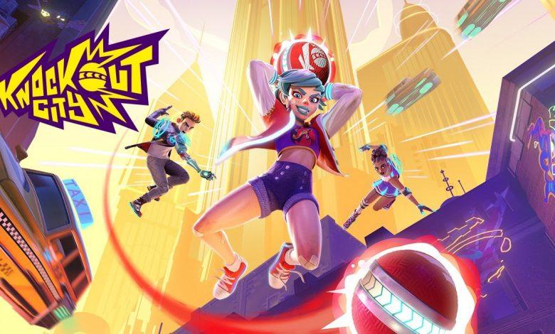 Knockout City el título multijugador inspirado en Dodgeball