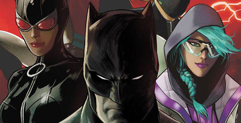 Batman/Fortnite: Zero Point llega a México en abril