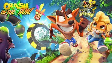 Photo of Crash Bandicoot: On the Run! ya está disponible para celulares