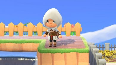 Photo of Assasin's Creed ha revelado un código para atuendo de Animal Crossing