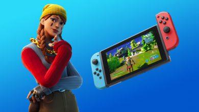 Photo of Fortnite mejora su rendimiento en Nintendo Switch