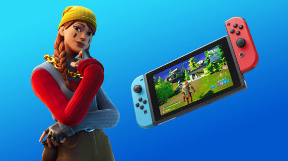 Fortnite mejora su rendimiento en Nintendo Switch
