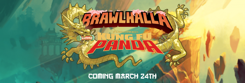 Kung Fu Panda llega a Brawlhalla