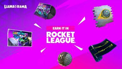 Photo of El Llama-Rama de Fortnite celebra la nueva Temporada de Rocket League