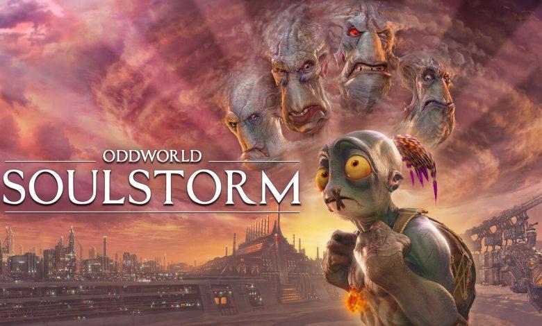 Oddword: Soulstorm - Trailer de lanzamiento PS4 y PS5