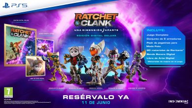 Photo of Se ha revelado gameplay de Ratchet & Clank: Una dimensión aparte