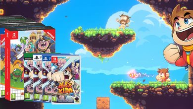 Photo of Alex Kidd in Miracle World DX llega a PC y consolas en junio