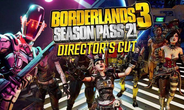 El contenido Director's Cut de Borderlands 3 llegará este 8 de abril