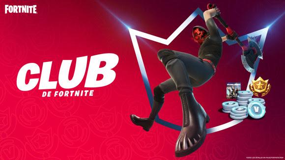 ¡El Club Fortnite de mayo ya esta por llegar con contenido nuevo!