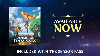 Photo of El DLC de Immortals Fenyx Rising – The Lost Gods ya está disponible